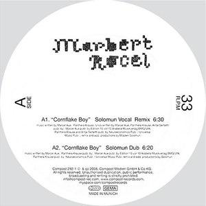 marbert rocel альбом Cornflake Boy Remix EP