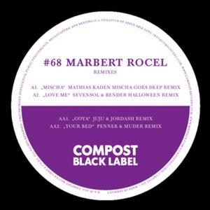 marbert rocel альбом Black Label #68 Remix EP