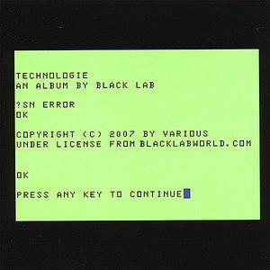 Black Lab альбом Technologie