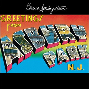 Bruce Springsteen альбом Greetings from Asbury Park, N.J.