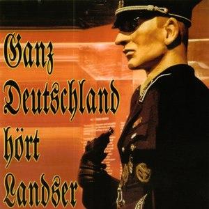 Landser альбом Ganz Deutschland hört Landser