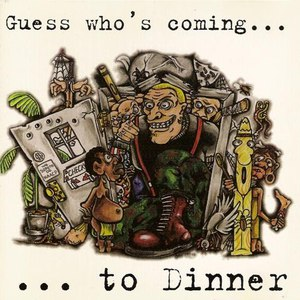 Landser альбом Guess Who's Coming to Dinner?