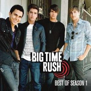 Big Time Rush альбом Best of Season 1
