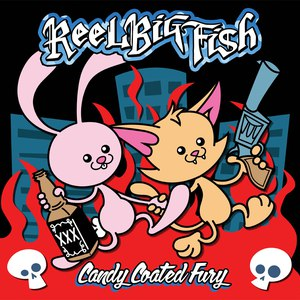 Reel Big Fish альбом Candy Coated Fury