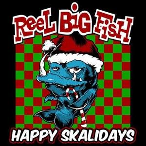 Reel Big Fish альбом Happy Skalidays