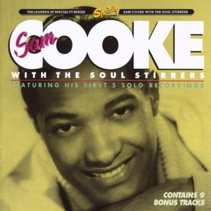 Sam Cooke альбом Sam Cooke With The Soul Stirrers