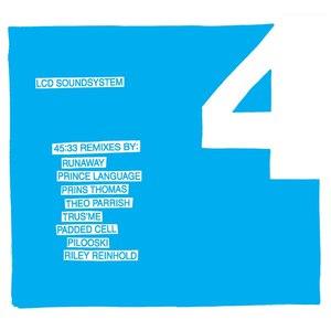 LCD Soundsystem альбом 45:33 Remixes