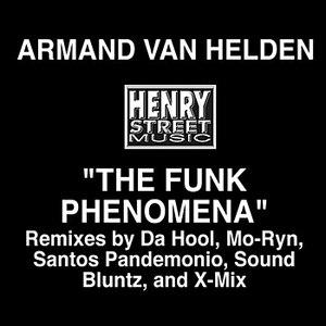 Armand Van Helden альбом The Funk Phenomena