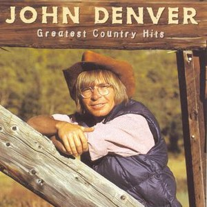 John Denver альбом Greatest Country Hits