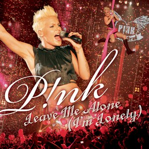 P!nk альбом Dear Mr. President / Leave Me Alone (I'm Lonely)