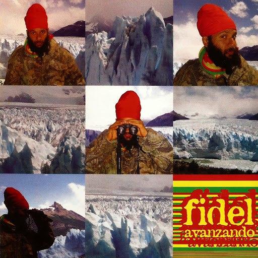 Fidel Nadal альбом Avanzando