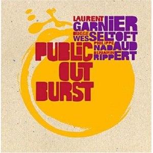 Laurent Garnier альбом Public Outburst