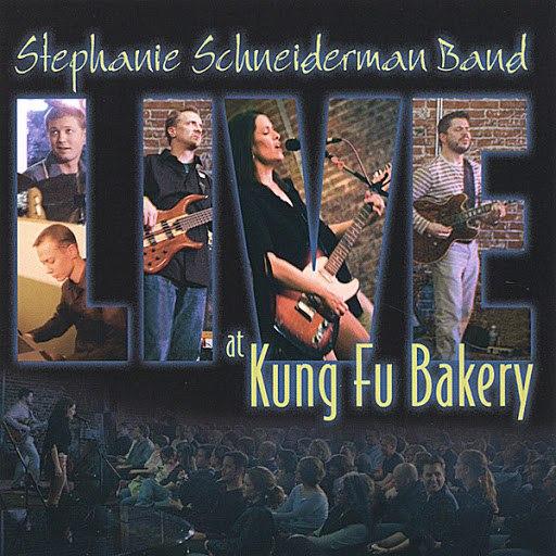 Stephanie Schneiderman альбом Live at Kung Fu Bakery