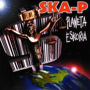 Ska-P альбом Planeta Eskoria