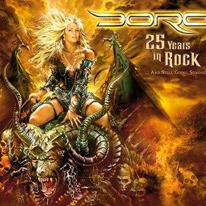 Doro альбом 25 Years In Rock