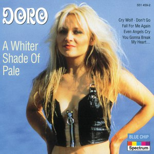 Doro альбом A Whiter Shade Of Pale