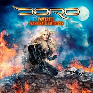 Doro альбом Powerful Passionate Favorites