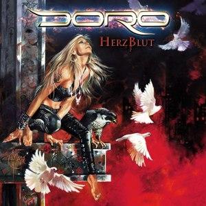 Doro альбом Herzblut