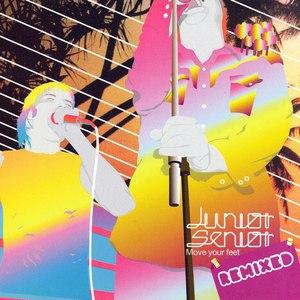 Junior Senior альбом Move Your Feet - Remixed