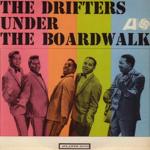 The Drifters альбом Under the Boardwalk