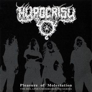 Hypocrisy альбом Pleasure of Molestation