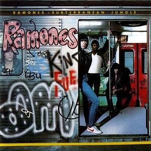 Ramones альбом Subterranean Jungle
