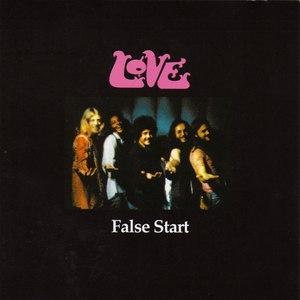 Love альбом False Start