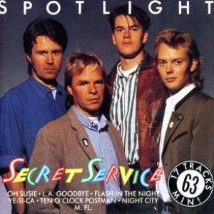 Secret Service альбом Spotlight
