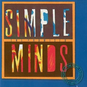 Simple Minds альбом The Promised