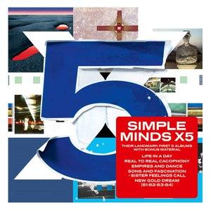 Simple Minds альбом X5