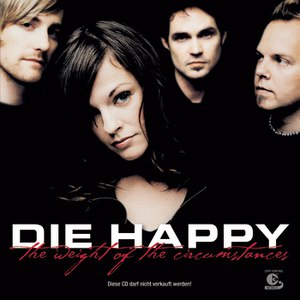 Die Happy альбом Edgar Promo CD
