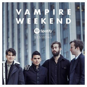 Vampire Weekend альбом Spotify Sessions