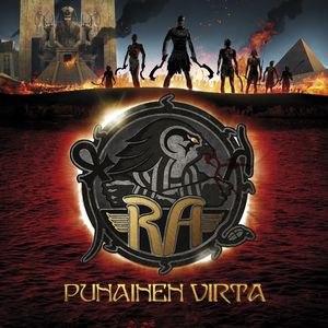 RA альбом Punainen virta