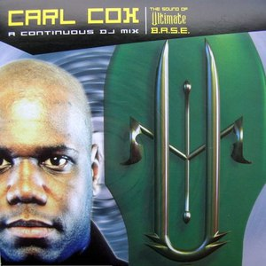 Carl Cox альбом The Sound of Ultimate B.A.S.E.