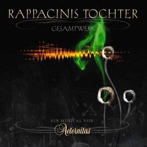 Aeternitas альбом Rappacinis Tochter (Gesamtwerk)