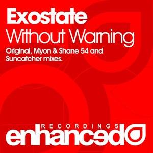 Exostate альбом Without Warning