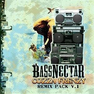 Bassnectar альбом Cozza Frenzy Remix Pack v.1