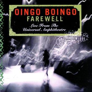 Oingo Boingo альбом Farewell: Live From The Universal Amphitheatre-Halloween 1995