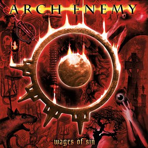 Arch Enemy альбом Wages of Sin