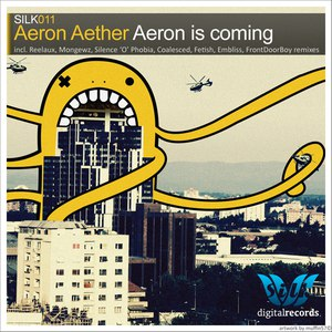 Aeron Aether альбом Aeron Is Coming