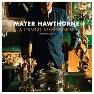 Mayer Hawthorne альбом A Strange Arrangement Instrumentals