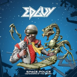 Edguy альбом Space Police - Defenders of the Crown