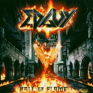 Edguy альбом Hall Of Flames (The Best And The Rare)