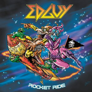 Edguy альбом Rocket Ride (New Version)