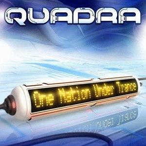 Quadra альбом One Nation Under Trance