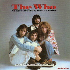 The Who альбом Who's Better, Who's Best