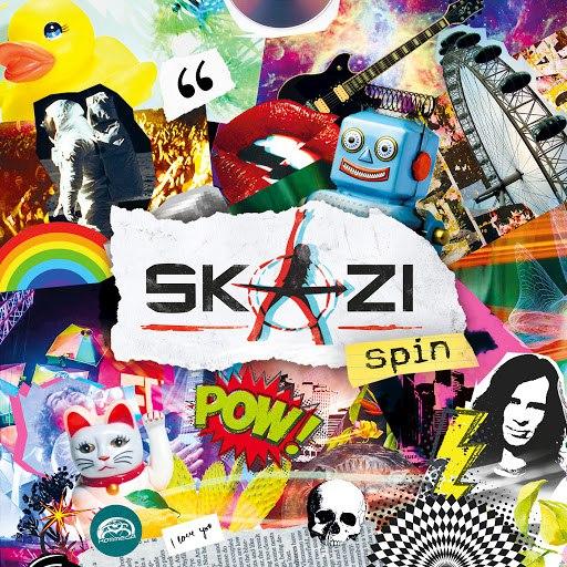 Skazi альбом Spin
