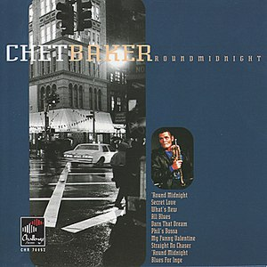 Chet Baker альбом 'Round Midnight