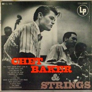 Chet Baker альбом Chet Baker And Strings