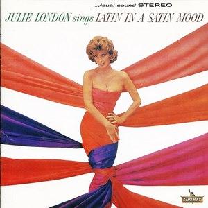 Julie London альбом Latin In A Satin Mood